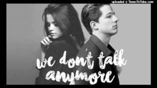 Charlie Puth - We Don't Talk Anymore Feat. Selena Gomez ( MyStar Remix )