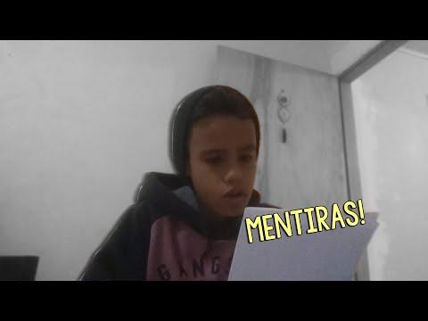 MENTIRAS QUE TODO ALUNO CONTA
