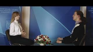 Интервью с фестиваля VolBIT Анна Художилова