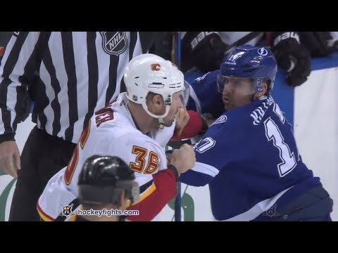Alex Killorn vs. Troy Brouwer
