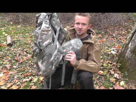 ACU MOLLE II RuckSack – Preview – The Outdoor Gear Review