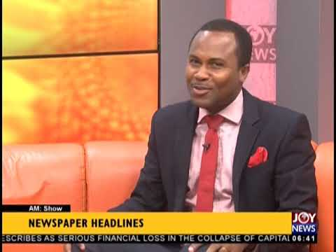 Pastor Otabil, Others Sued - AM Show Headlines on JoyNews (6-11-18)
