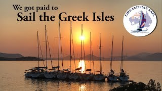 We Got Paid To Sail The Greek Isles