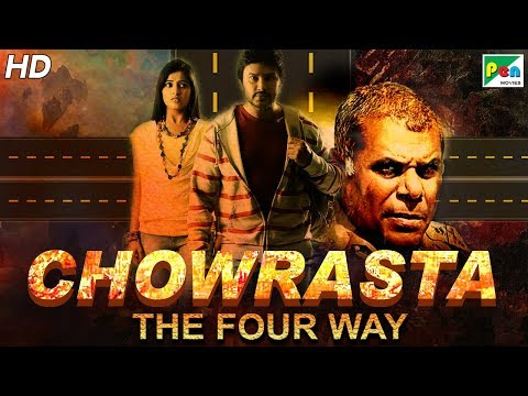 Chowrasta - The Four Way (2019) New Released Full Hindi Dubbed Movie | Raja Abel, Soumya, Shruti