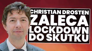 Architekt lockdownu nie pozostawia złudzeń. Kim jest prof. Christian Drosten?