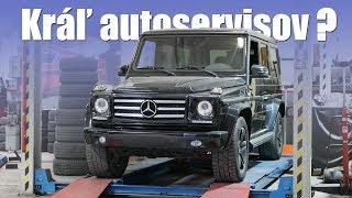 Je Mercedes-Benz G 400 CDI skutočne kráľ autoservisov? - volant.tv