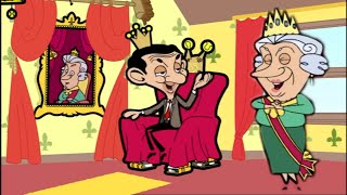 The QUEEN and KING Bean?! | Funny Episodes | Mr Bean Cartoon World