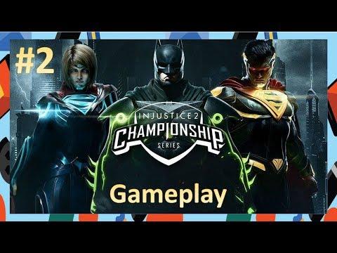 Injustice 2 Gameplay | Part 2 (PC)