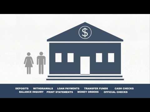 Credit Union Service Centers Video