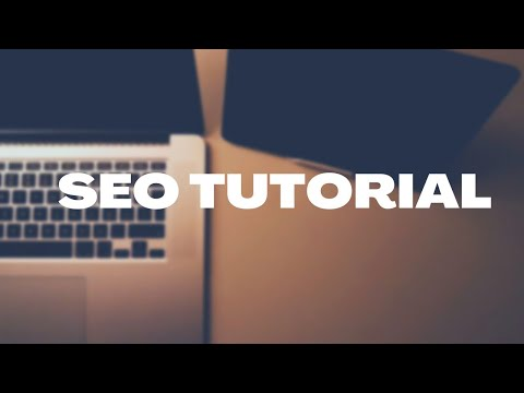 SEO Course Tutorials for Beginners - Best SEO Training Demo 2018 ...