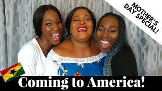 STORY TIME | Coming to America| Mother's Day Special