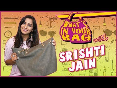 Srishti Jain's Handbag Secret Revealed | Meri Durg
