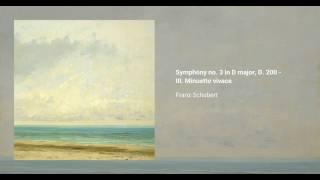 Symphony no. 3 in D major, D. 200