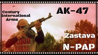 Century Yugo Zastava M70 NPAP AK47 Rifle Review HD