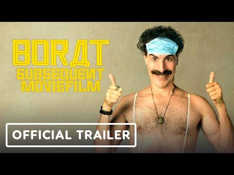 Borat regisztrált Twitterre, és Trump ezt nem fogja megköszönni