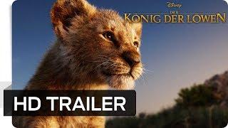 DER KÖNIG DER LÖWEN   Offizieller Trailer (deutschgerman)   Disney HD
