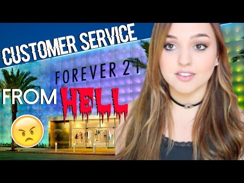 B*TCHIEST FOREVER 21 EMPLOYEES EVER   STORY TIME/RANT