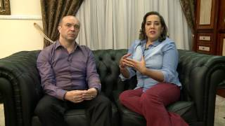 Bispo Adilson Silva e Rosana Silva