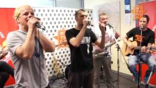 Dubioza Kolektiv - Kažu - uživo na Anteni Zagreb
