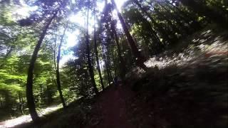 preview picture of video 'Erzkopftrail Pforzheim'