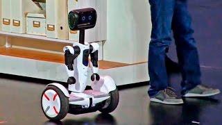 Ninebot Mini Pro se convierte en Robot (Vídeo Presentación)