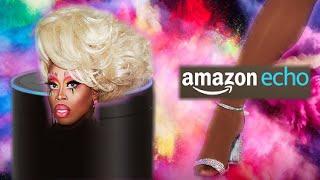 Amazon Echo   Monique Heart Edition