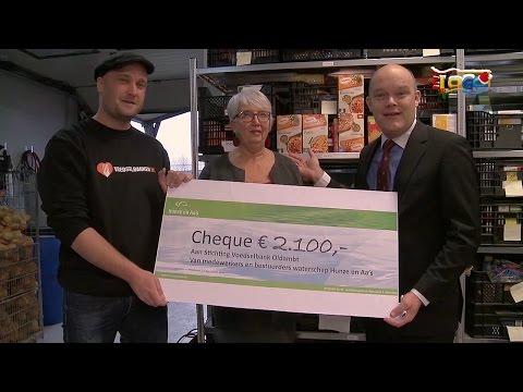 kerstpakettenactie Voedselbank Oldambt 2016 - RTV GO! Omroep Gemeente Oldambt