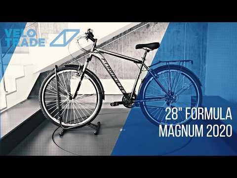 """Велосипед 28"""" Formula MAGNUM 2020: video"""