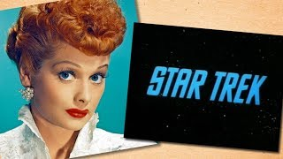 How Lucille Ball SAVED Star Trek | Are You Interested?