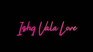 Ishq wala Love Lyrics whatsapp status♥️ | new love