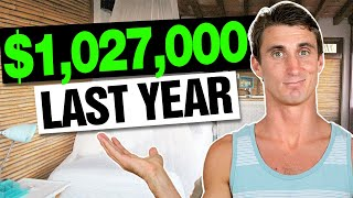 How I Built 5 Sources of Income That Made $1,000,000 Last Year