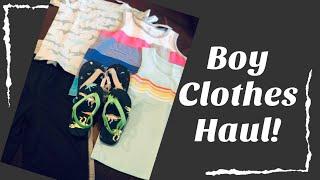 CARTERS HAUL! : Little Boy Clothes