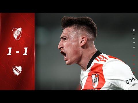 River 1 - Independiente 1 [RESUMEN COMPLETO]