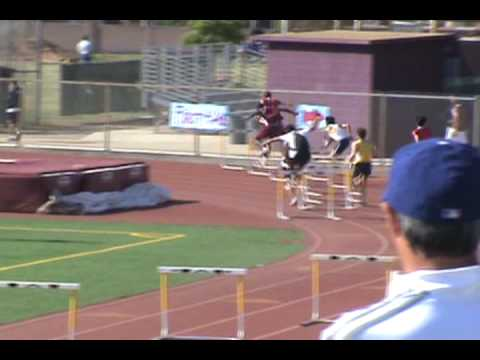 West Covina Invitational 110 & 300m Hurdles