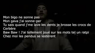 Django - Billy Cocaine  [PAROLES/LYRICS]