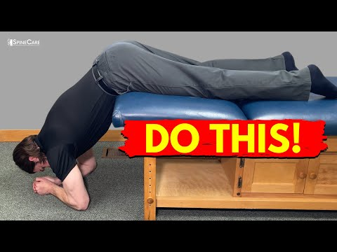 Woke Up With a Tight & Achy Lower Back? Here's a Quick Fix