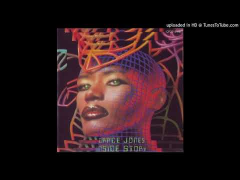 Grace Jones ☆ I'm Not Perfect [But I'm Perfect for You] (1986)