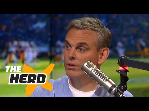 Colin Cowherd's recruiting case against Pac-12 schools | THE HERD'