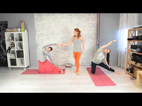 Йога для беременных при варикозном расширении вен