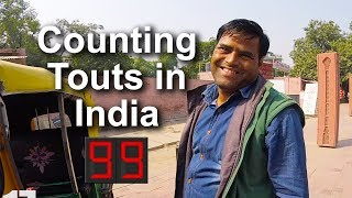 The Biggest Hassle for Foreigners in India (Dealing with Touts)