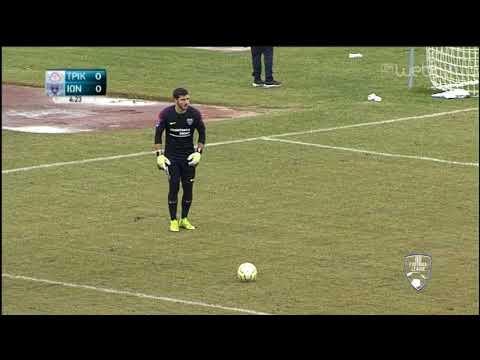 Football League: ΤΡΙΚΑΛΑ-ΙΩΝΙΚΟΣ  1-0 | ΟΛΟΚΛΗΡΟΣ ΑΓΩΝΑΣ | 05/01/2020 | ΕΡΤ
