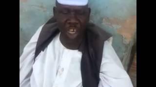سوداني معصب