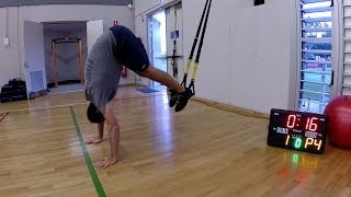 Tabata TRX Core Workout by CoachMrFoster