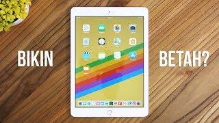 Saking BETAHNYA Pake iPad 2018!