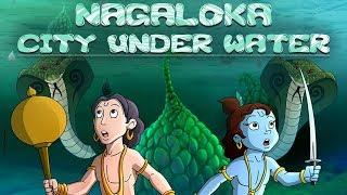 Krishna The Great (Krishna Balram) - Nagaloka City Under Water