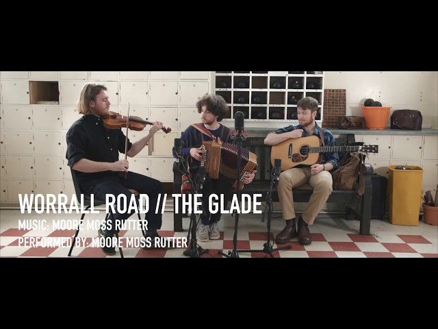 Moore Moss Rutter – Worrall Road // The Glade