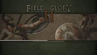 Field of Glory II Informal Gameplay