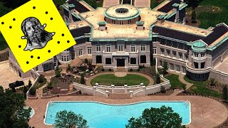 A Tour of Rick Ross's $5.8mil Mansion w/ Dj Khaled 2016
