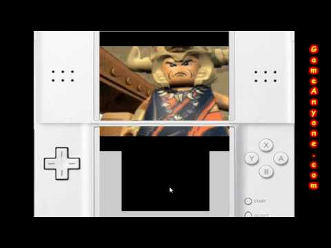 Vidéo LEGO Jeux vidéo DSIJ2 : Lego Indiana Jones 2 - DS
