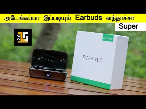 BlitzWolf Super Buds BW FYE6 unboxing and review